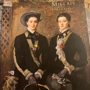 Millais Portraits book